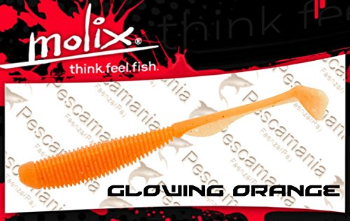 Artificiale spinning Molix Ra Shad cm 5 trota rock fishing finesse