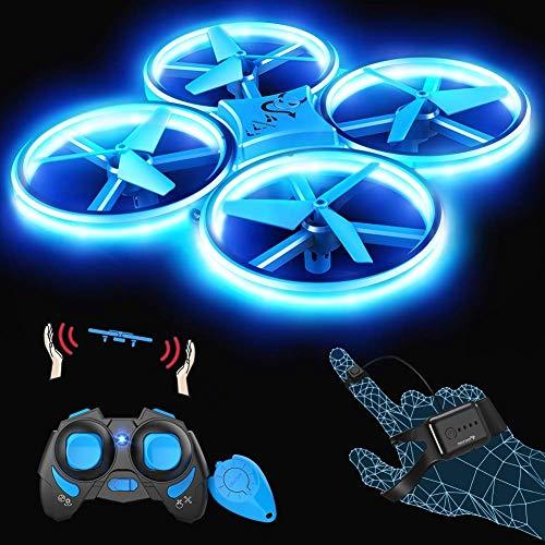 SNAPTAIN SP300 Drone para Niño, Infrarrojo Sensor RC Quadrocopter...