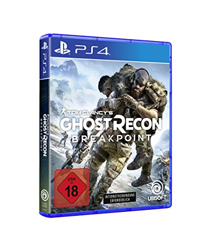 Tom Clancy's Ghost Recon Breakpoint Standard   Uncut - [PlayStation 4]