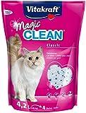 Vitakraft 15525 Magic Clean 4 Semaines pour chat