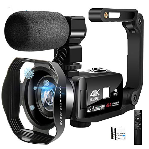 51bZgEX4KtL - The 7 Best Budget Camcorders