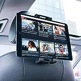 Supporto Auto Poggiatesta per Tablet, Lamicall Supporto Tablet : Universale Supporto