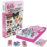 L.O.L. Surprise! Giochi LOL Surprise Gioco da Tavolo per Bambine Confetti Pop Glam Glitter attività Creativa Bambina