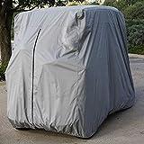 Lmeison 2 Passenger Golf Cart Cover Waterproof Sunproof Golf Cart...
