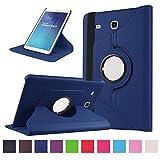 Samsung Galaxy Tab E 9.6 Coque,Flip Case Cover Avec Stand Étui en PU Cuir...