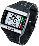 Beurer Connect PM 62 Cardiofrequenzimetro con Involucro in Acciaio...