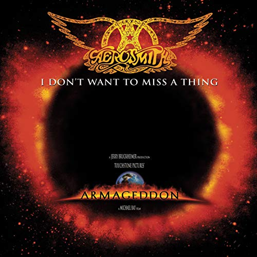 "I Don't Want to Miss a Thing (From ""Armageddon"" Soundtrack)"