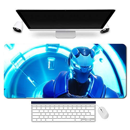 Fortnite 1012101 - Alfombrilla de ratón Fortnite, alfombrilla para ratón, Fortnite para juegos, tamaño grande y lavable del ratón óptico (900 x 400 mm)