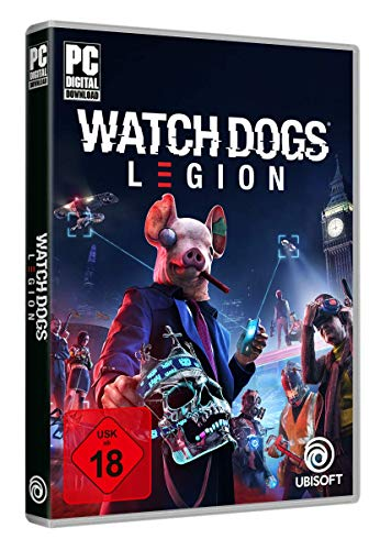 Watch Dogs Legion Standard Edition | Uncut - [PC]