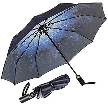 ✔ AUF-ZU-AUTOMATIK: Schnelles Öffnen und Schließen der Haube mit einem Knopfdruck, jederzeit schnell, bequem und zuverlässig! ✔ WINDDICHTES DESIGN: Der Newdora Regenschirm wird NICHT unter Stress brechen - selbst in den stürmischsten Tagen. Mit einem...