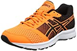 Asics Patriot 8, Zapatillas de running Hombre, Multicolor (Hot Orange/black/white), 40 EU