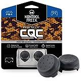 KontrolFreek FPS Freek CQC for PlayStation 4 (PS4) Controller   Performance Thumbsticks   2 Mid-Rise Concave   Black