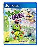 Playstation 4 - jeu d'action 1X disque de jeu Yooka et laylee disposent d'un arsenal impressionnant de capacités