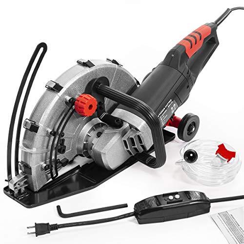 XtremepowerUS 2600W Electric 14' Disc Cutter Circular Saw...