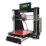 Geeetech Prusa I3 Pro B stampante 3D in acrilicocon DIY kit non montato