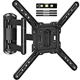 MOUNTUP TV Wall Mounts TV Bracket for Most 26-55 Inches TVs, Full Motion TV Wall Mount with Swivel...