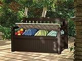 Koll Living Garden Gartenbank mit 265 Liter Stauraum - 2