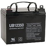 UPG 85980/D5722 Sealed Lead Acid Battery (12V; 35 AH; UB12350)