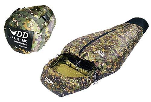 DD Jura 2 - Sleeping Bag スリーピングバッグ- Regular size レギュラーサイズ - MC 濡れた靴のまま着用で...