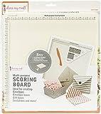 Dress My Craft DMCT4460 Multi-Purpose Scoring Board 12'X12'