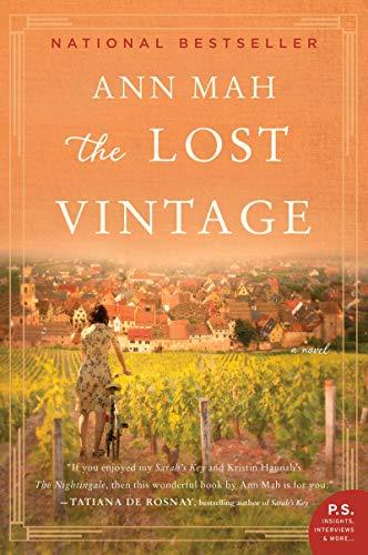 The Lost Vintage: A Novel Kindle Edition