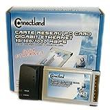 Connectland - PC Card Ethernet Gigabit 10/100/1000 Mbps