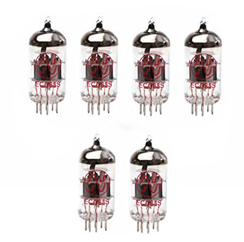Replacement Valve Kit for Mesa Boogie Rectifier Recording Amp (6 x ECC83)