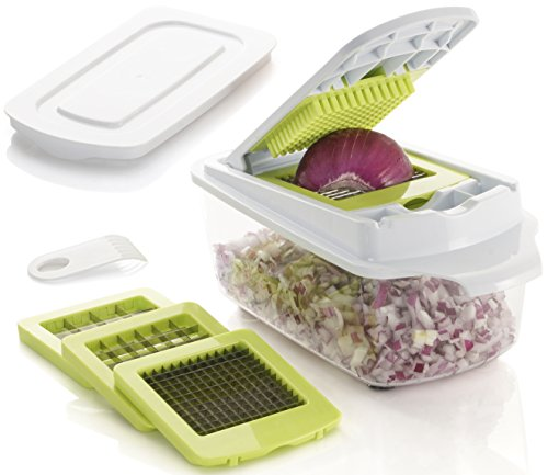 Brieftons QuickPush Food Chopper: Strongest &...