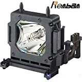 Rembam LMP-H210 Premium Quality Replacement Projector Lamp with Housing for Sony VPL-HW45ES VPL-HW65Es Projectors