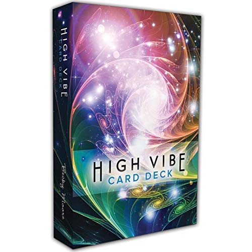 High Vibes Card Deck with 60 Fun, Easy Ways to Connect with...