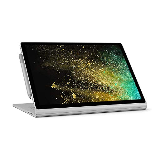Microsoft Surface Book 2 Intel Core i7 8th Gen 13.5 inch Touchscreen 2-in-1 Laptop (16GB/512GB/Windows 10 Pro/Integrated Graphics/Platinum/1.642kg), HNL-00022 7