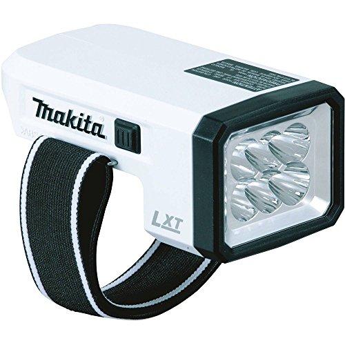 Makita DML186W Compact Lithium-Ion Cordless L.E.D. Flashlight, 18V