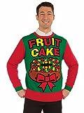 Xmas Sweater Fruit Cake L/XL