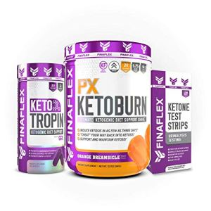 Keto Starter Kit, 7 Day System, Get Into Ketosis and Start Burning Fat in 3 Days, Strips, BHB, Everything You Need to Lose Weight (Orange) 13 - My Weight Loss Today