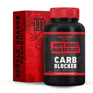 White Kidney Bean Extract - 100% Pure Carb Blocker - Keto Carb Blocker- Double Dragon Organics (60 Caps / 600MG) 13 - My Weight Loss Today