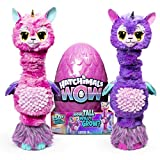 Hatchimals Wow Llalacorn 32' Tall Interactive with Re-Hatchable Egg (Styles May Vary)