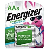 Energizer NH15BP-8 Rechargeable AA Batteries, 2300 mAh, Pre-Charged, 8...