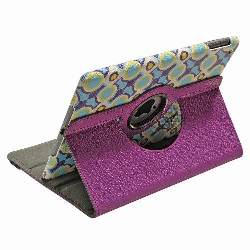 Aduro Rotating Stand Case for iPad Air (Disco)