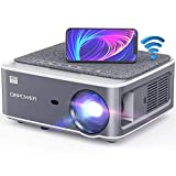 DBPOWER Native 1080P WiFi Projector, 8500L Full HD Outdoor Movie Projector, Support 4D Keystone...
