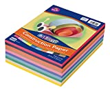 Pacon 9'x12' Rainbow Super Value Construction Paper Ream, Assorted