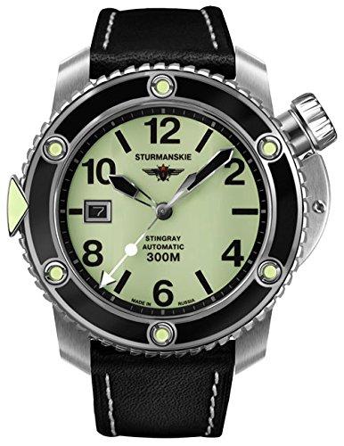 Sturmanskie NH35A-1825897 Automatikuhren Mechanische Armbanduhren Russische Uhren