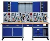 Küpper 70412-7 Atelier de bricolage, 240cm, fabriqué en Allemagne,...