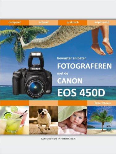 Bewuster en beter fotograferen met de Canon EOS 450D / druk 1