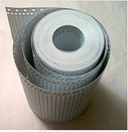 USA Premium Store Blank Punchcard roll 54 Ft/17 for Brother/Singer Knitting Machine 4.5 & 9mm