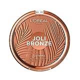 L'Oréal Paris Glam Bronze Maxi Terra, 01 Portofino