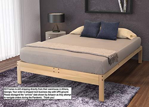Nomad Plus Platform Bed - King