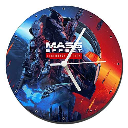 Mass Effect Legendary Edition Wanduhren Wall Clock 20cm