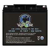 Mighty Max Battery Viper VP-600 600 Watt Car Audio Battery for Phoenix Gold 400.2 Brand Product