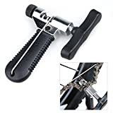 Oumers Universal Bike Chain Tool with Chain Hook, Road and Mountain Bicycle Chain Repair Tool, Bike Chain Splitter Cutter Breaker, Bicycle Remove and Install Chain Breaker Spliter Chain Tool