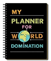 Spiral Bound Premium Quality Paper Plan For 75 Days Undated Planner- Can Be Used Anytime Of The Year